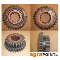 Zetor UR1 2nd and 3nd speed sliding gear 55111930 Parts » Agrapoint