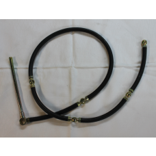 Zetor UR1 Fuel return line 70010888 69010870 53009029 Spare Parts »Agrapoint