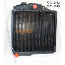 Zetor UR1 Water cooler 72011312 72011315 72011307 Spare Parts »Agrapoint