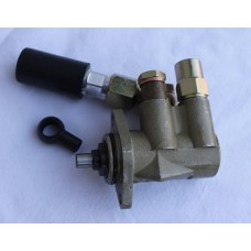 Zetor UR1 Fuel pump - Traffic Pump 2291 Spare Parts »Agrapoint