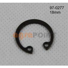 Zetor UR1 Lock ring 18mm 970277 Spare Parts »Agrapoint