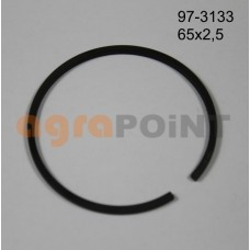Zetor UR1 Piston ring 62x2,5 973133 Spare Parts »Agrapoint
