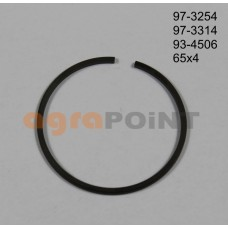 Zetor UR1 Piston ring 62x2,5 973254 55010905 Spare Parts »Agrapoint