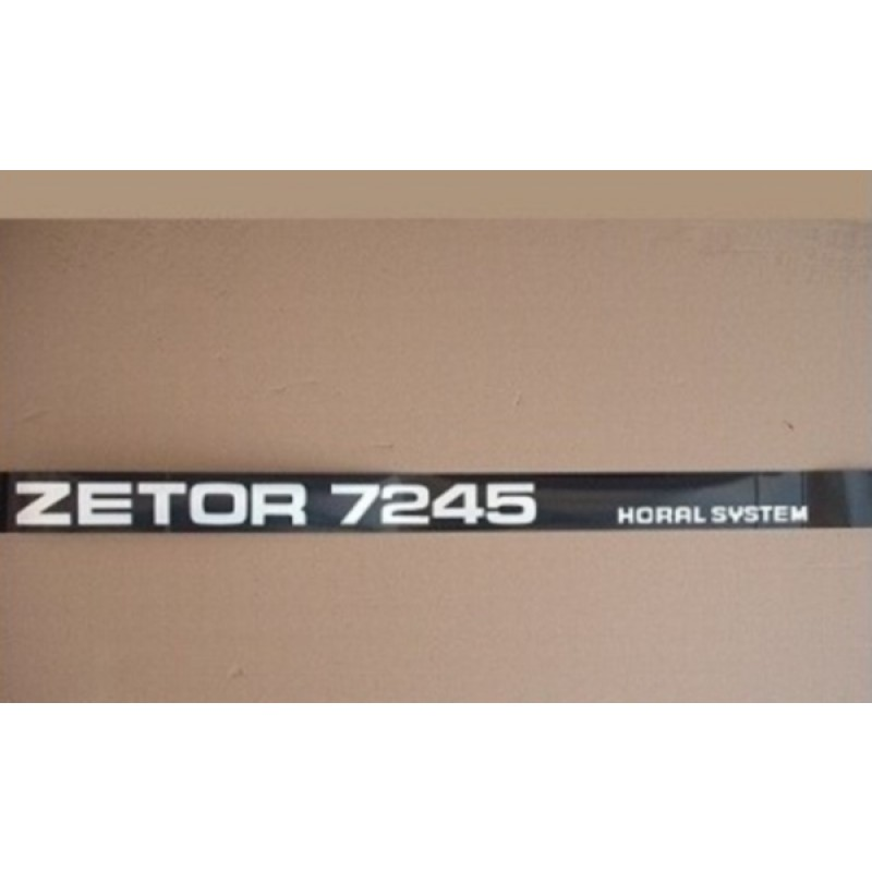zetor-agrapoint-hood decal-70475312