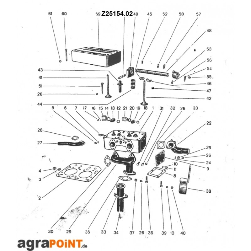 zetor-konsolendichtung-z2515402